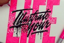 Typographie/Calligraphie