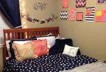 dorm room ideas / by Allison Watson