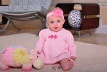 Blankees | Baby Dresses / Customized and monogramed dresses for your baby girl.