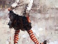 Andre Kohn - art