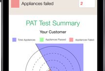 iCertifi PAT Test Edition / A ground breaking PAT Testing app that is changing how electrical contractors & PAT testers work. iCertifi PAT Edition is unique as it is totally self sufficient with NO restrictions on certificate numbers & NO requirements for PC based software.