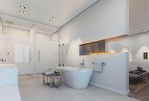 bathroom (modern/contemporary)