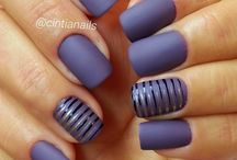 matte nail art tutorials and gallery by nded / matte nail art tutorials and gallery by nded