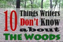 Just Writer Things