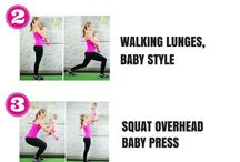 Mum and Baby workouts