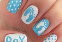Baby showen Nails