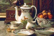 Tea, please  !