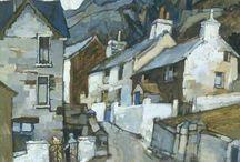 Slate Quarries - Our 'raison d'etre' / The slate quarries of Gwynedd.