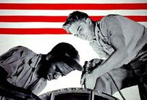 (Topic) World War 2 Propaganda Posters / Posters from various points of view for WWII