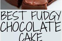 Chocolate Fudge cakee