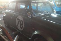 classic mini restoration