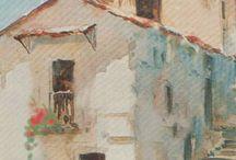 Paintings maria