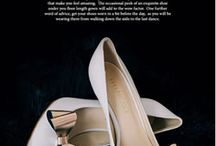 Wedding Shoes / Beautiful shoes for your wedding day