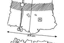 Viking - Hedeby/Haithabu (Denmark) / Vikings finds from Hebedy (or Haithabu)