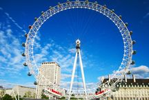 #ทัวร์อังกฤษ ลอนดอนอาย (London Eye) มิลเลเนียมวีล (Millennium Wheel)