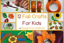 Autumn Crafts / by Jessica Bashaw