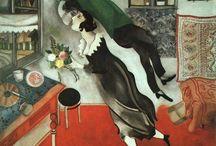 Il mondo di Chagall