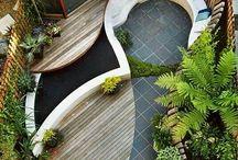 Landscape: gardens