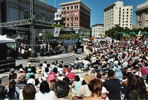 Art + Soul 2014 Bands & Artists / Entertainment and activities for the upcoming Art + Soul Festival, August 2 - 3 in beautiful downtown Oakland, CA