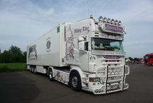 Trucks - Scania Trucks