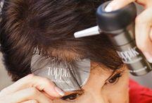 Toppik / Toppik Hairfibers is een geweldig product om dunner wordend haar weer om te toveren in een volle bos.