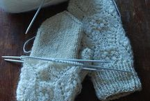 Варежки,перчатки,шарфы