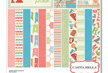 Alphabet Junction / by CartaBellaPaper