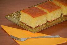 portakalli kek