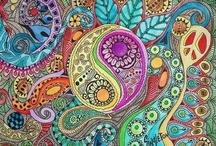 Doodles N' Tangles / by Debbie-Anne Parent