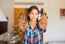 Mehendi / Henna Mehendi is the signature of Indian weddings and Indian bride.