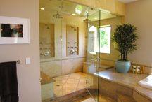 Bathroom Ideas / by Rosemary Bedosky