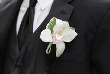 Boutonnieres and Corsages / Flowers Designed by Sisters Floral Design Studio