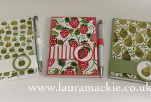 Notebooks, Jotters and Albums