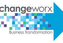 changeworx / A little bit of action from a little business idea.