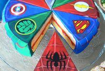 Cajas super héroes