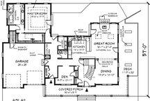 Floor Plans / by Jessica Nolan