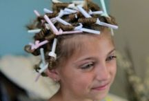 Miss Hannigan Hair