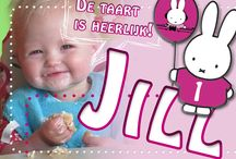 Verjaardagen Jill