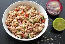 Salads / Thai tuna