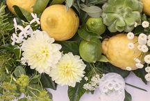 Matrimonio in stile mediterraneo / Mediterranean style wedding / Come allestire un matrimonio dallo stile mediterraneo/ How to style a mediterranean wedding