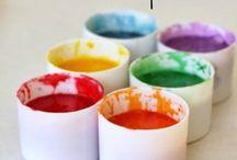 краска домашняя