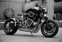 Motorcycles / by Cecil Helton