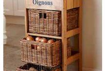 Ящики для продуктов