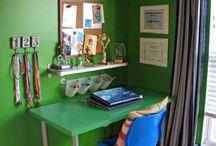 Zhyon's Bedroom