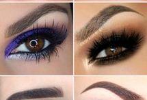 Καστανά μάτια