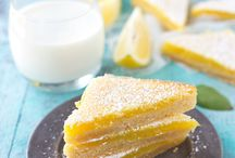 Recipes - sweet - cakes