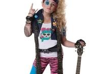 Rock costume
