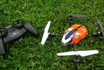 Flying Things / RC Quadcopters, hexacopters, multirotors, airplanes, kites, parafoils, paper airplanes, frisbees and other cool things that fly through the air.
