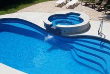 Fiberglass pools Chicago IL