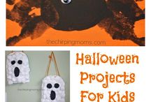 Holidays with Kids - Halloween / by Danielle Jeanne